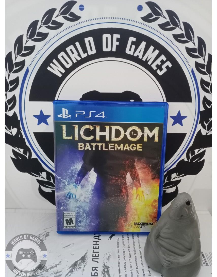 Купить Lichdome Battlemage [PS4] в Новосибирске