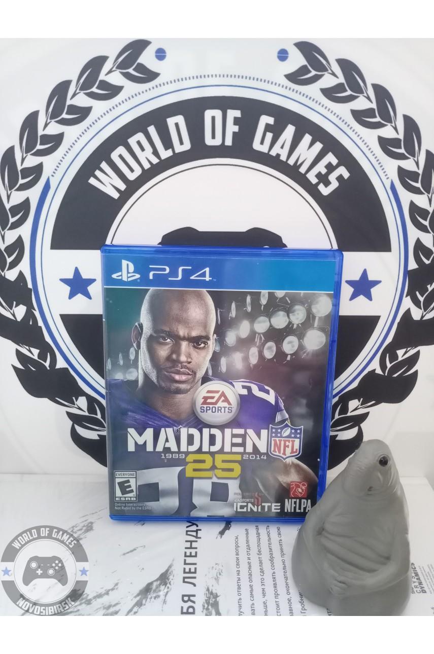 Madden NFL 25 [PS4]