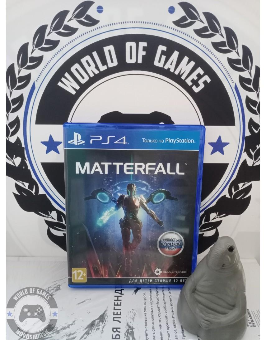 Купить MatterFall [PS4] в Новосибирске