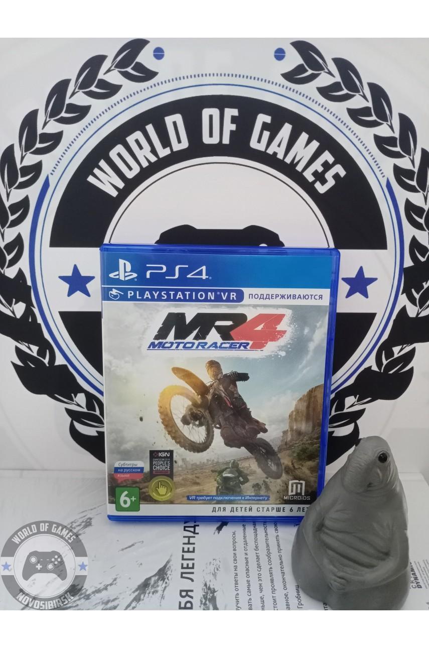 Moto Racer 4 [PS4]