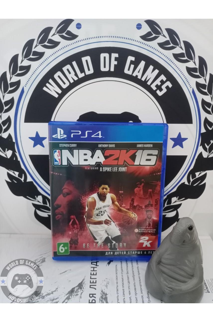 NBA2K16 [PS4]