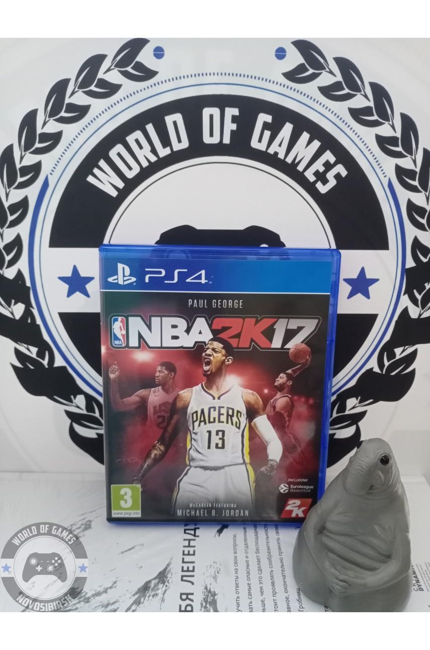 NBA2K17 [PS4]