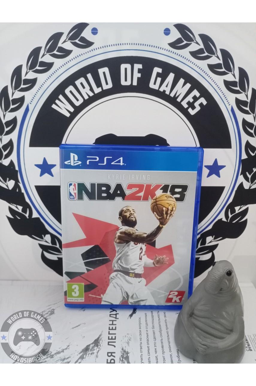 NBA2K18 [PS4]