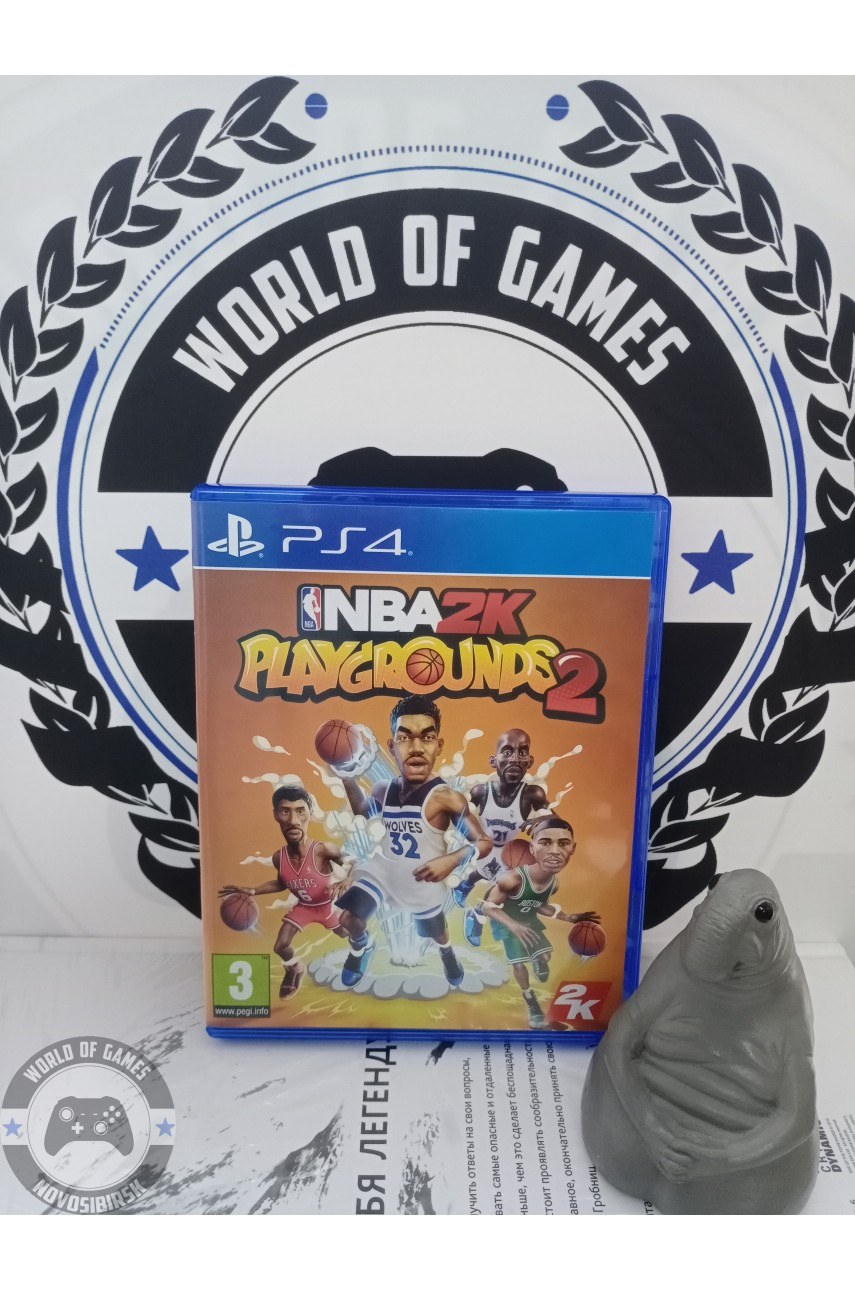 NBA2k Playgrounds 2 [PS4]