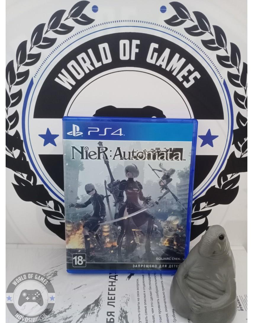 Купить Nier Automata [PS4] в Новосибирске