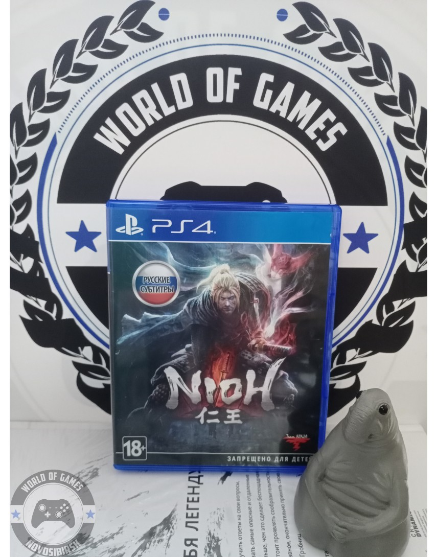 Nioh [PS4]