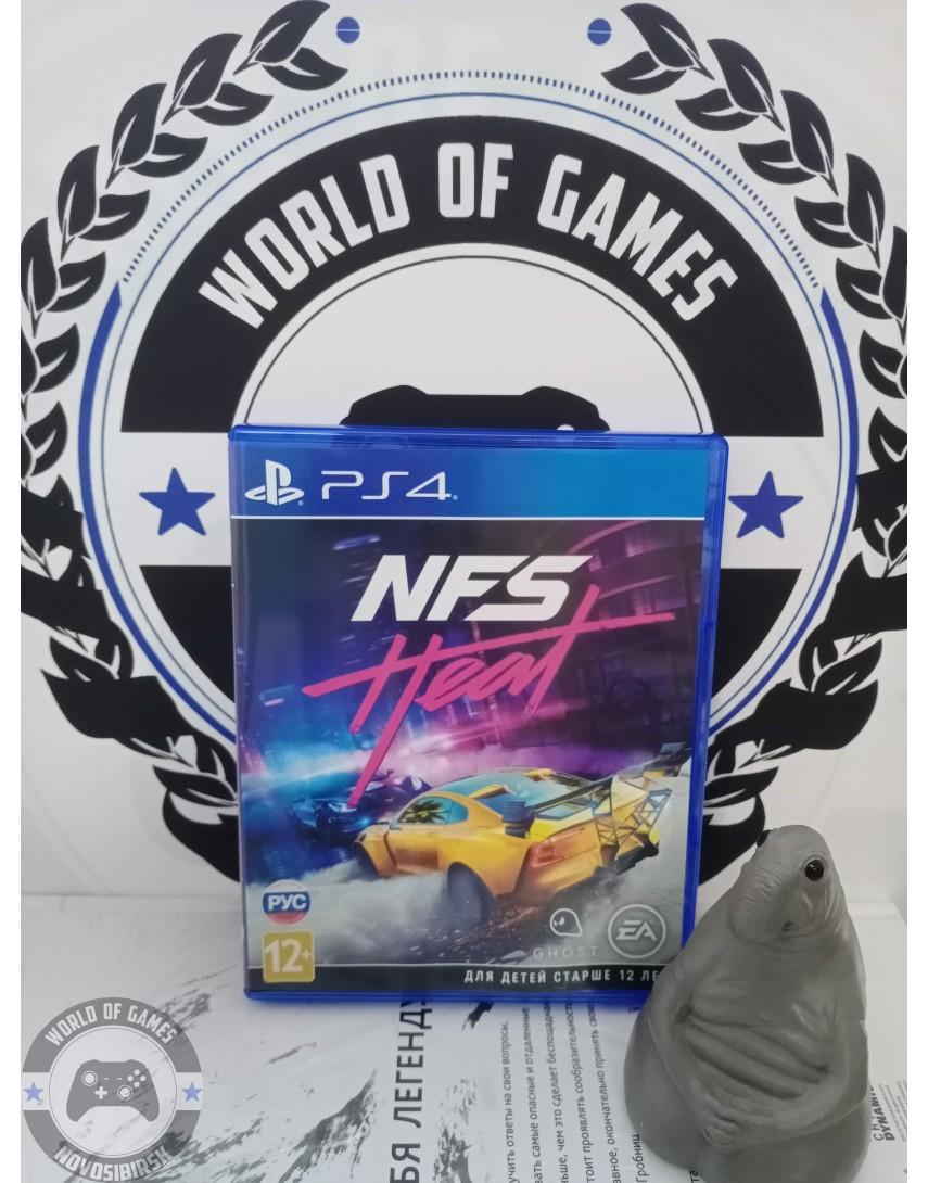 Купить Need for Speed Heat [PS4] в Новосибирске