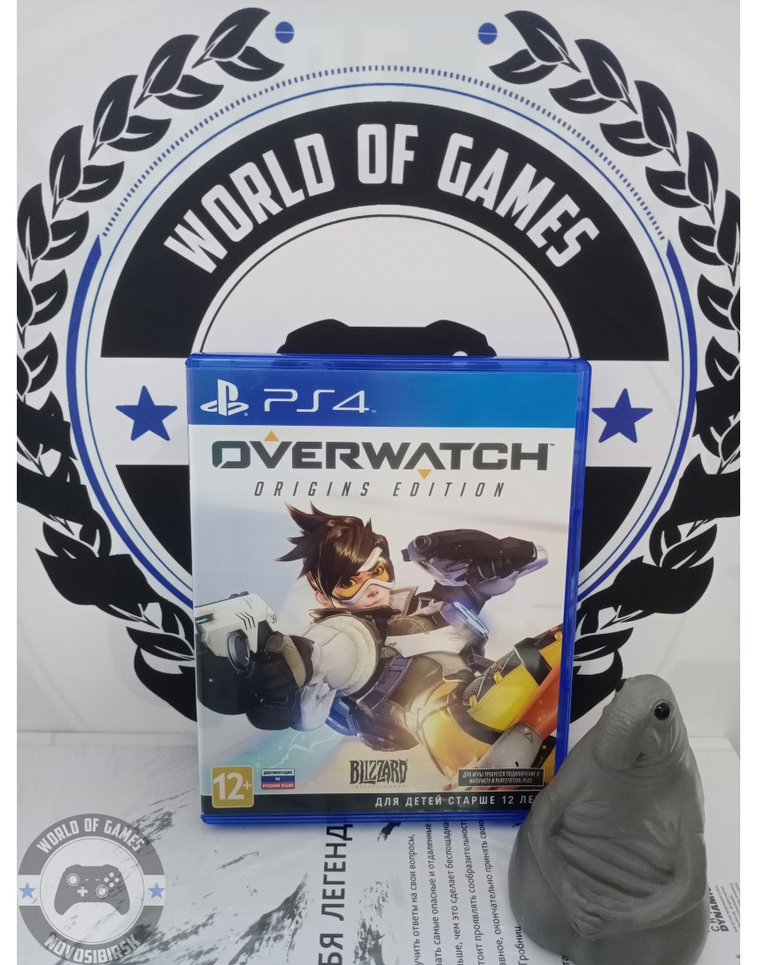 Купить Overwatch [PS4] в Новосибирске