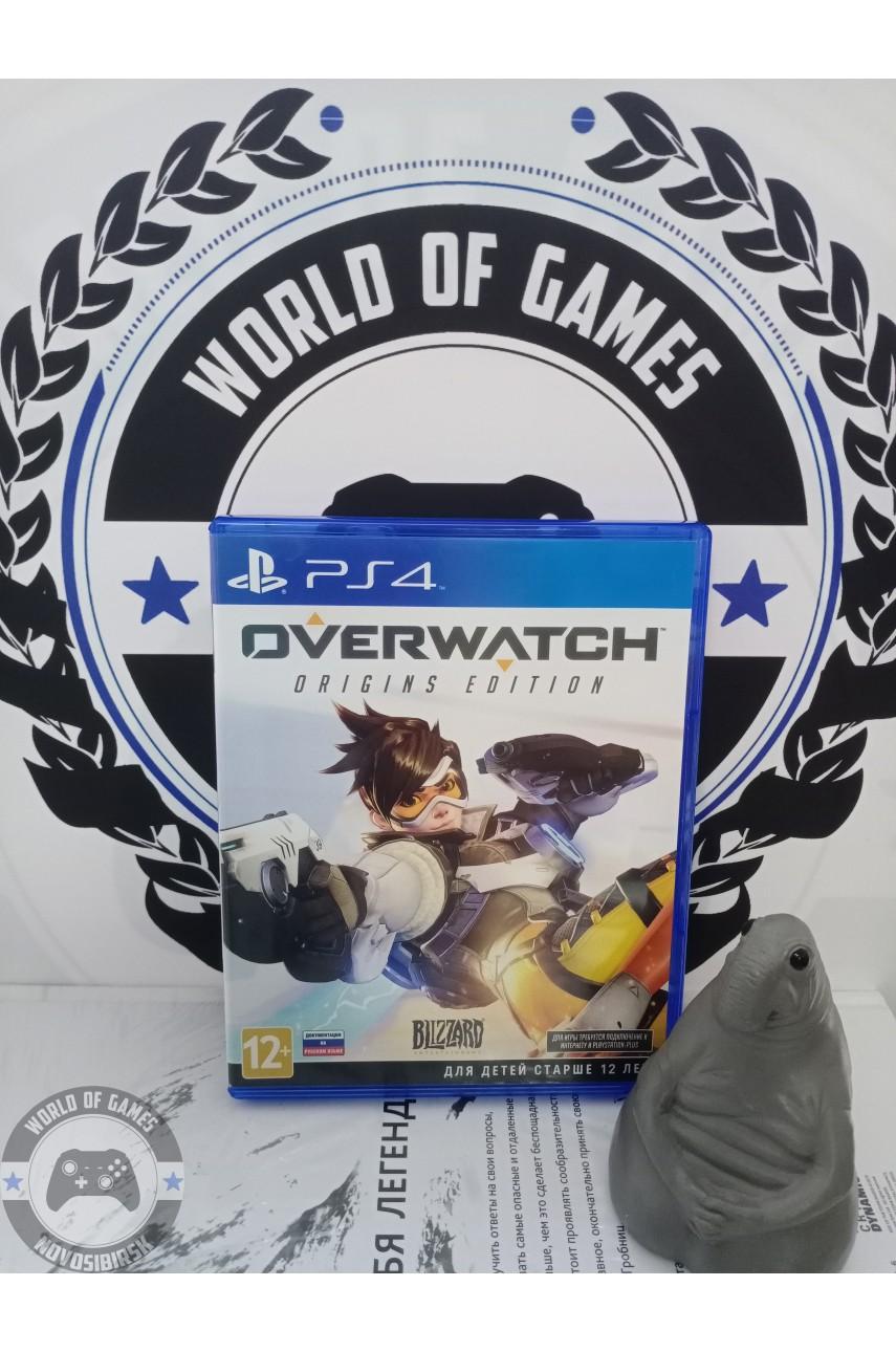 Overwatch [PS4]