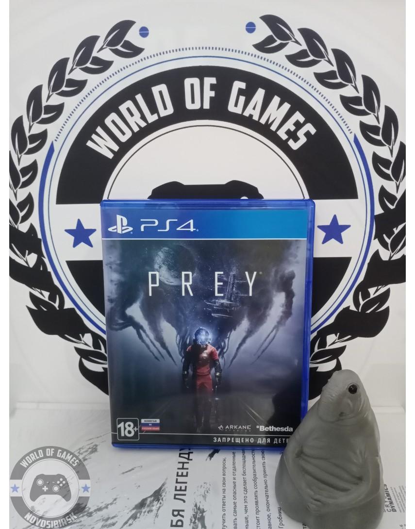Купить Prey [PS4] в Новосибирске