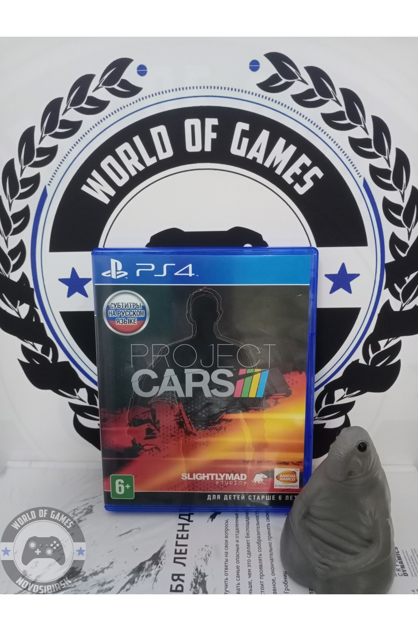 Project CARS [PS4]