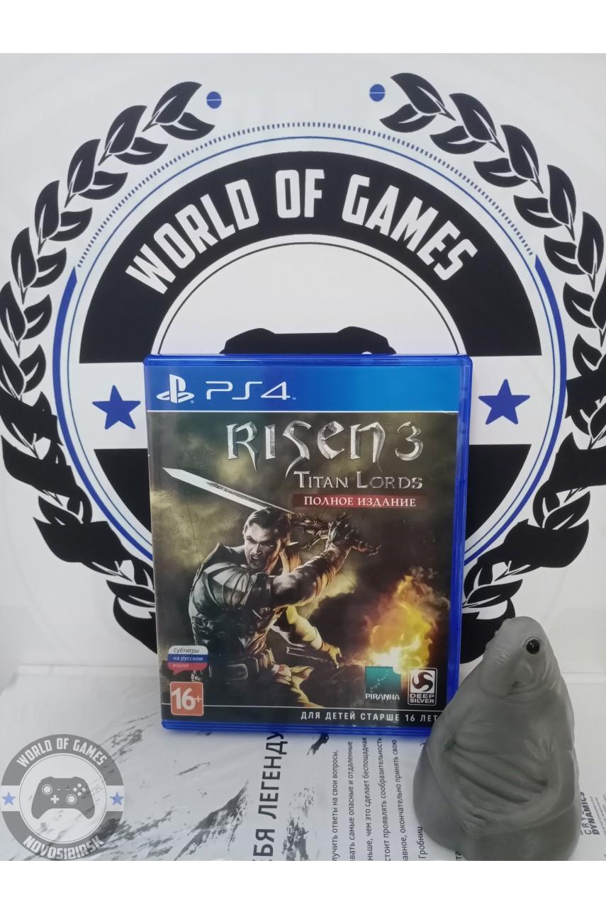 Risen 3 Titan Lords [PS4]