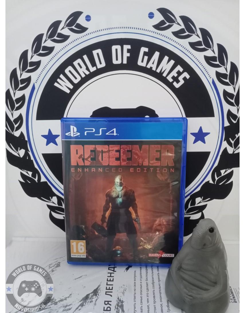 Купить Redeemer [PS4] в Новосибирске