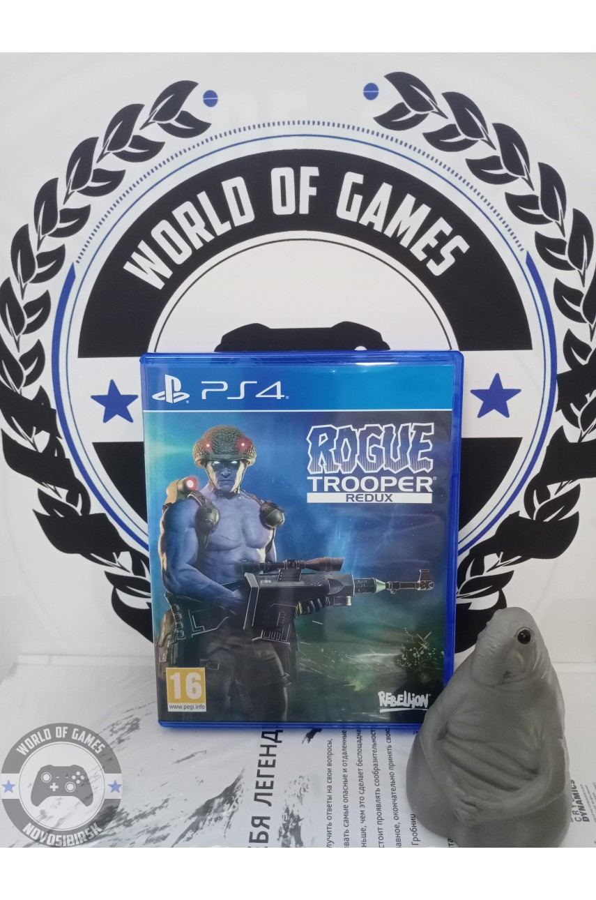 Rogue Trooper Redux [PS4]