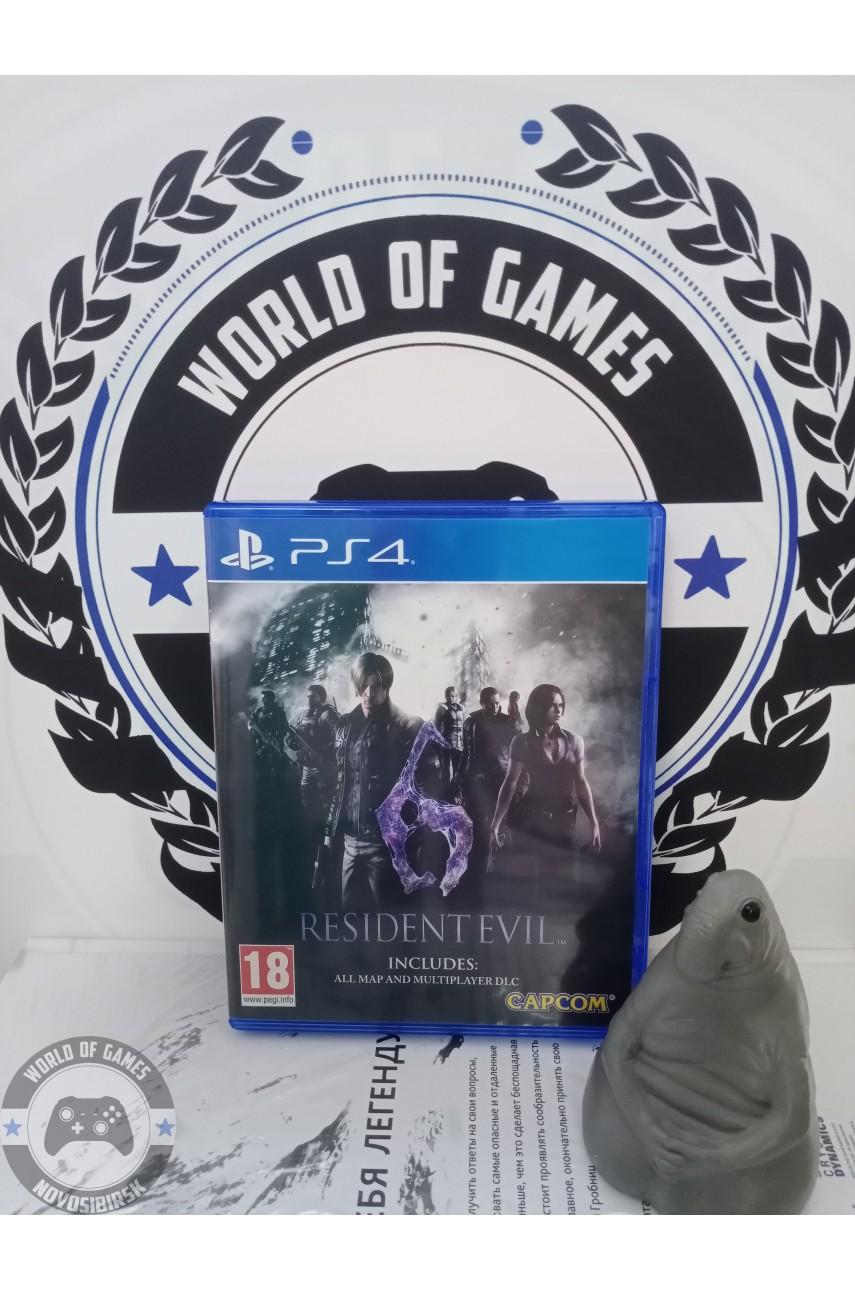 Resident Evil 6 [PS4]