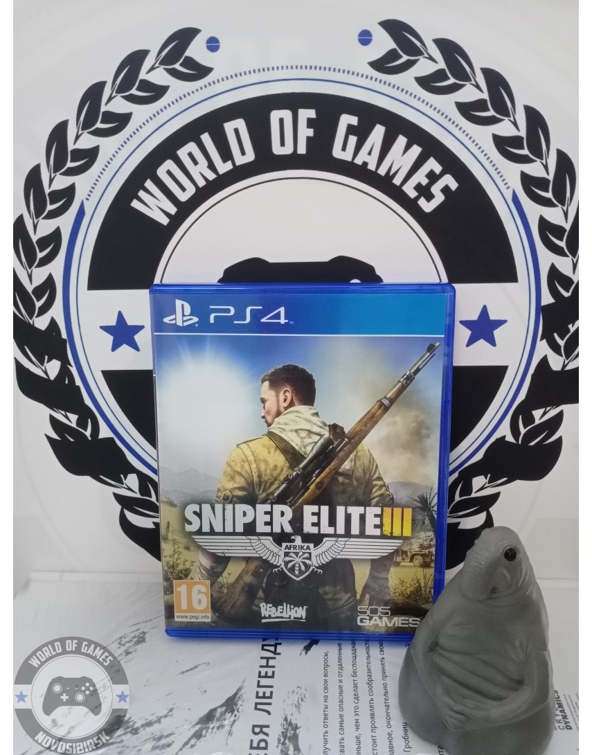 Sniper Elite 3 [PS4]