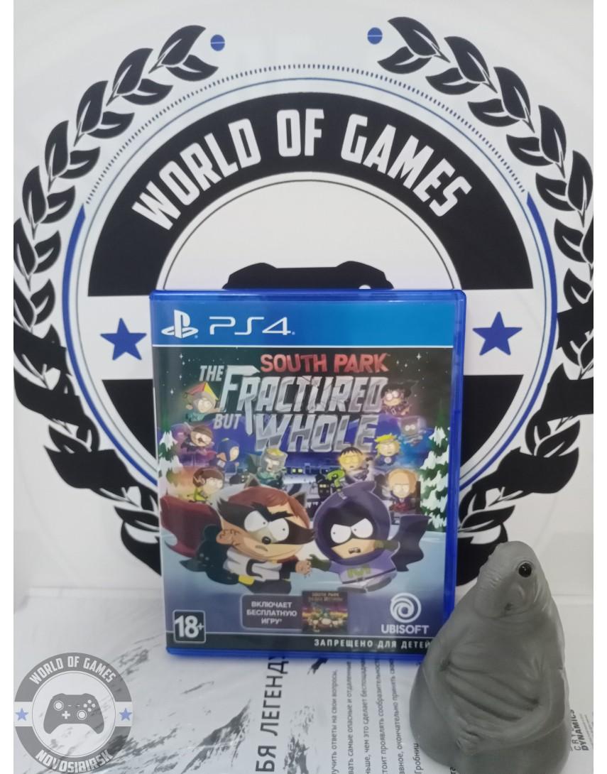 Купить South Park The Fractured but Whole [PS4] в Новосибирске