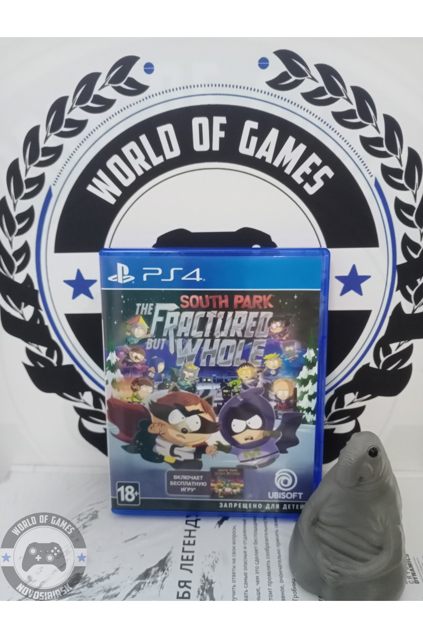 South Park The Fractured but Whole [PS4]