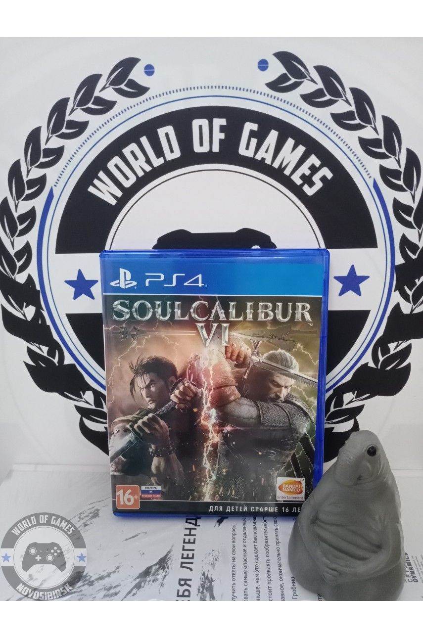 SoulCalibur 6 [PS4]