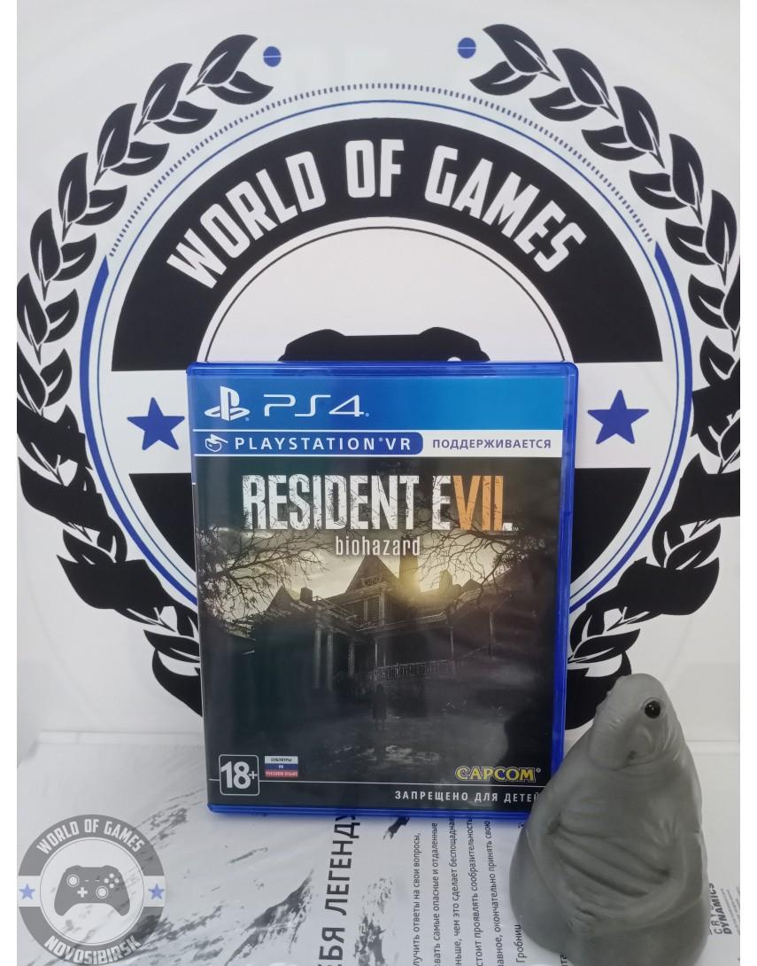 Resident Evil 7 [PS4]