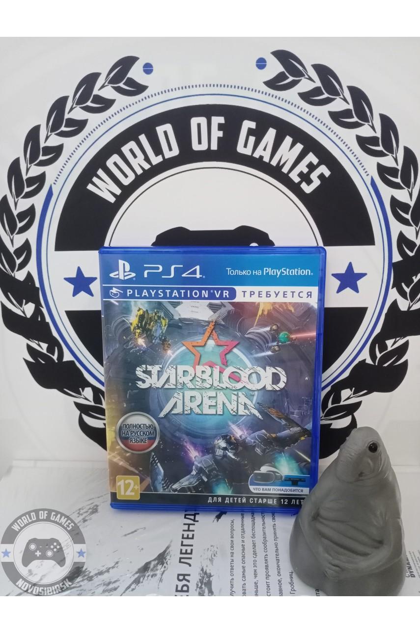 Starblood Arena [PS4]