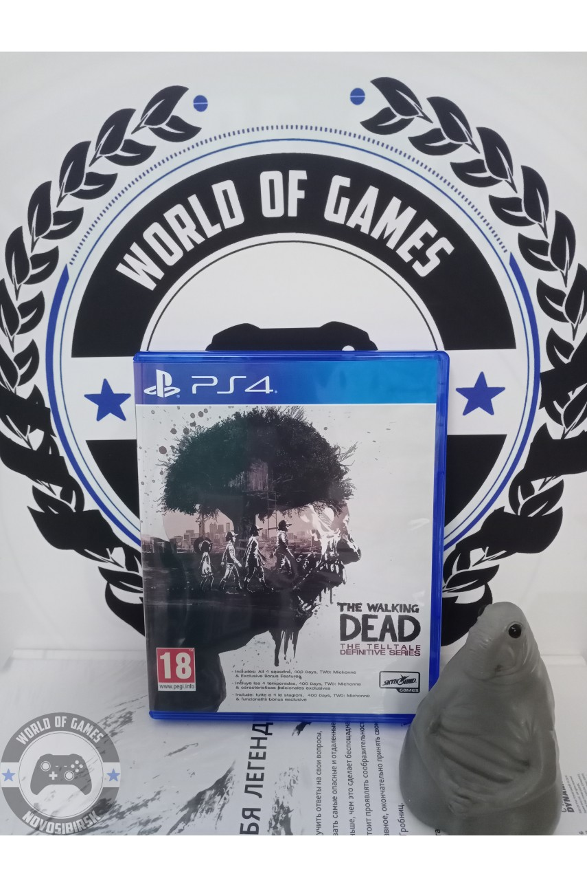 The Walking Dead Definitive Edition [PS4]