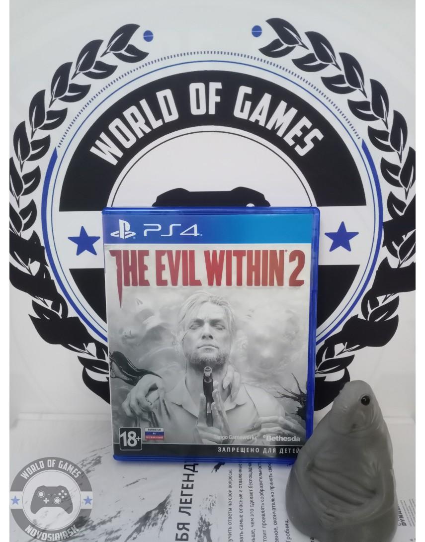 Купить The Evil Within 2 [PS4] в Новосибирске