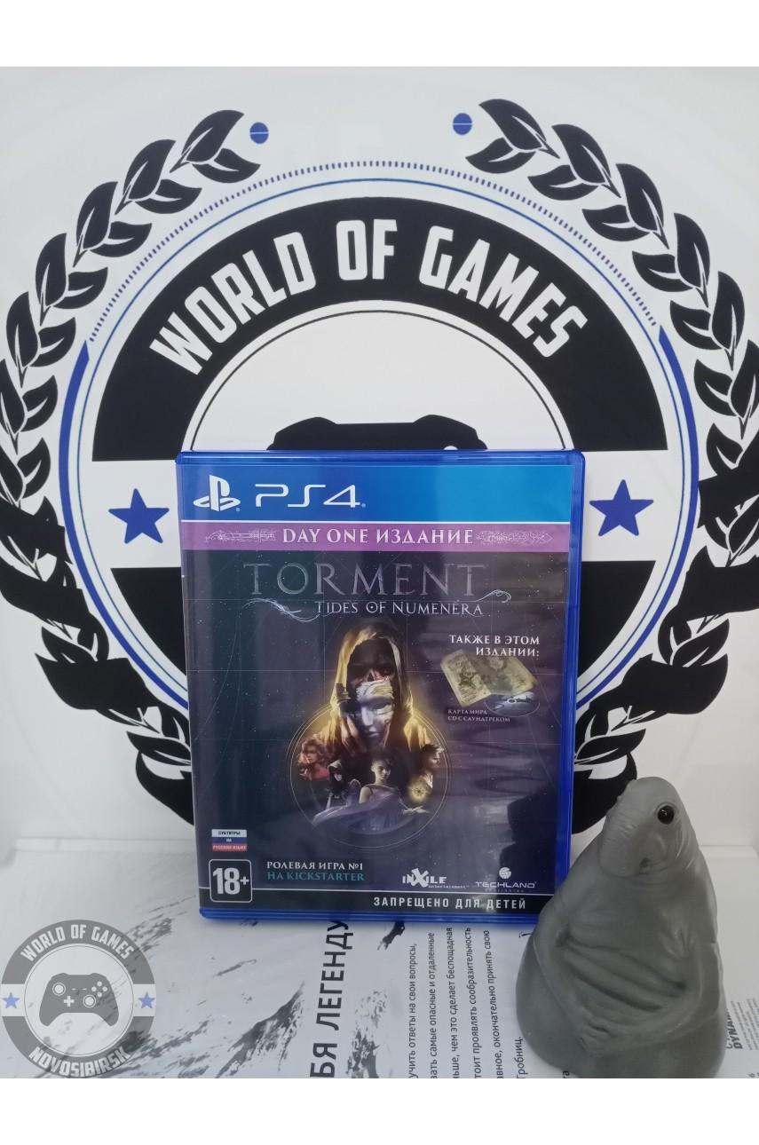 Torment Tides of Numenera [PS4]