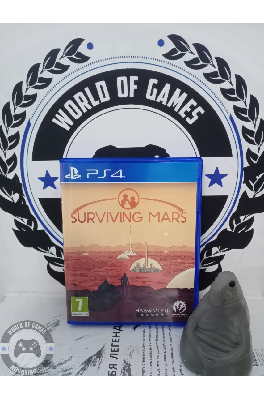 Surviving Mars [PS4]