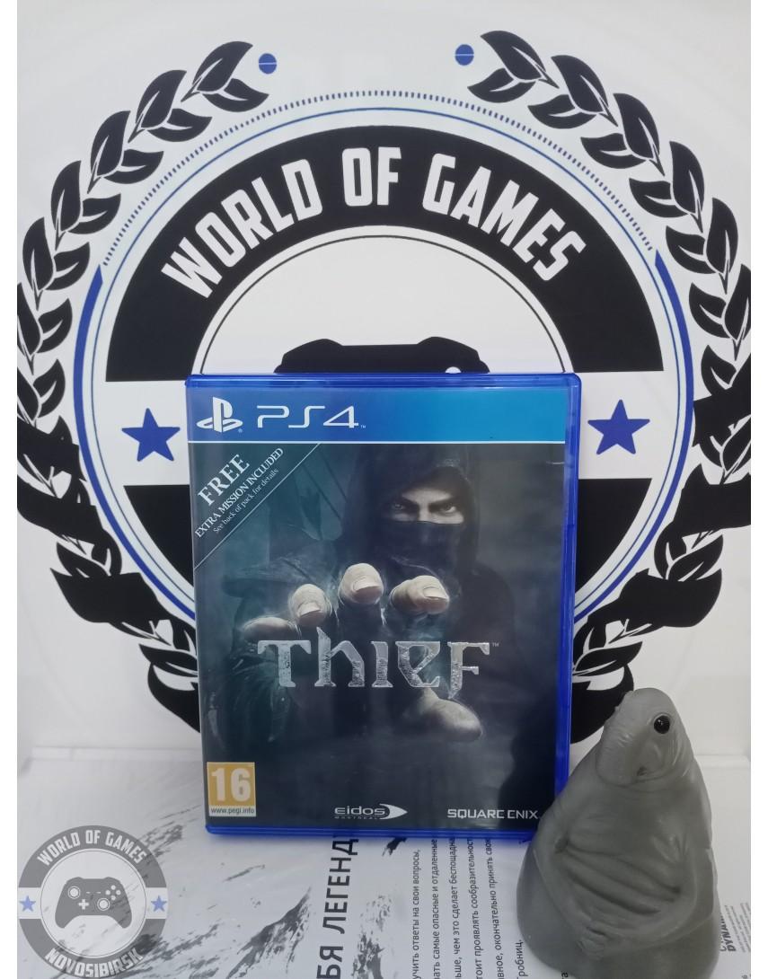 Купить Thief [PS4] в Новосибирске