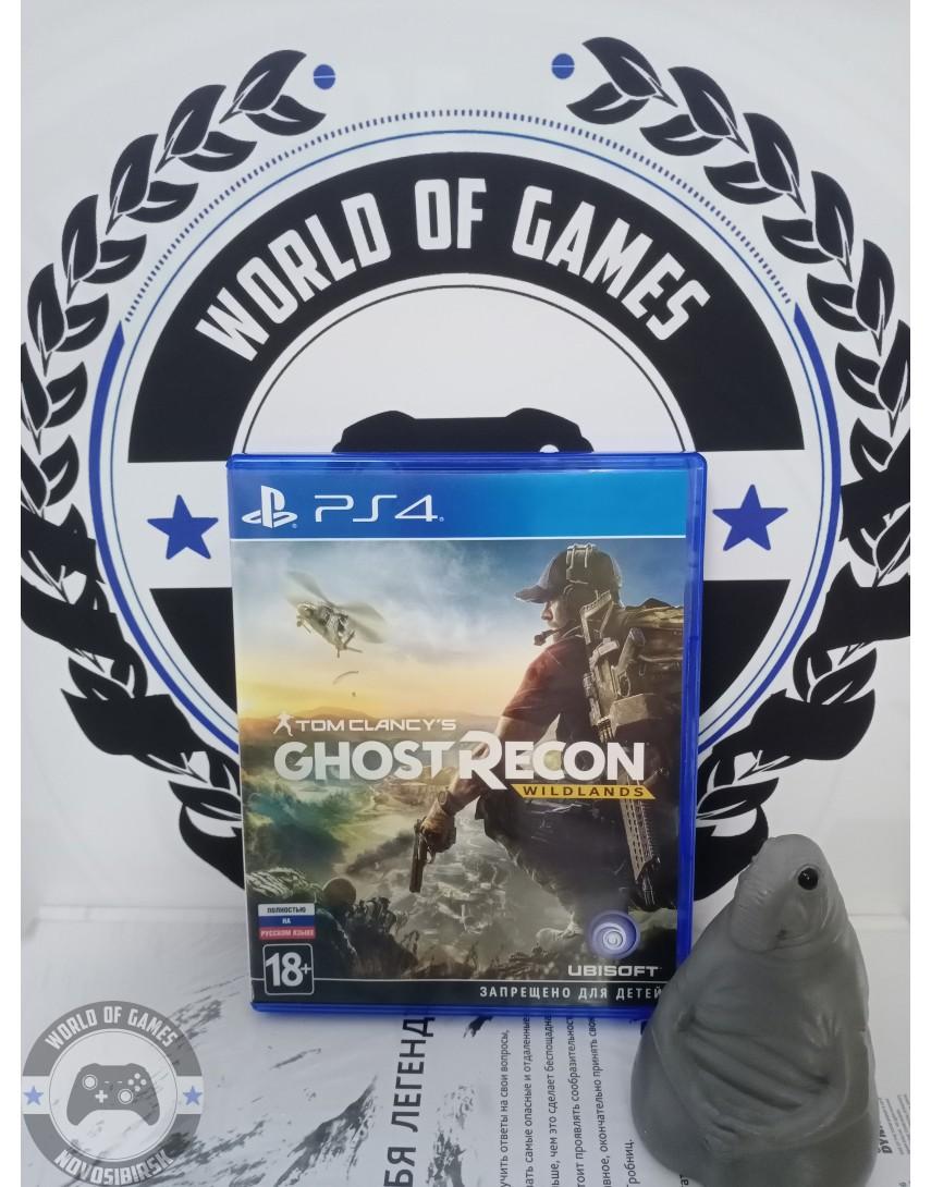 Tom Clancy's Ghost Recon Wildlands [PS4]