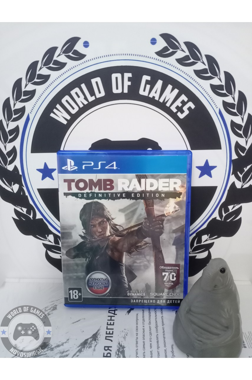 Tomb Raider Definitife Edition [PS4]