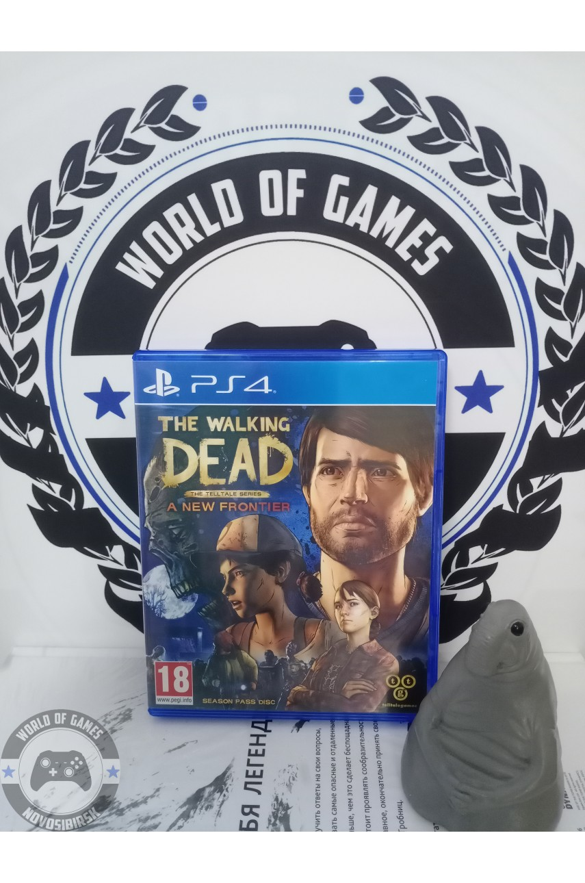 The Walking Dead A New Frontier [PS4]