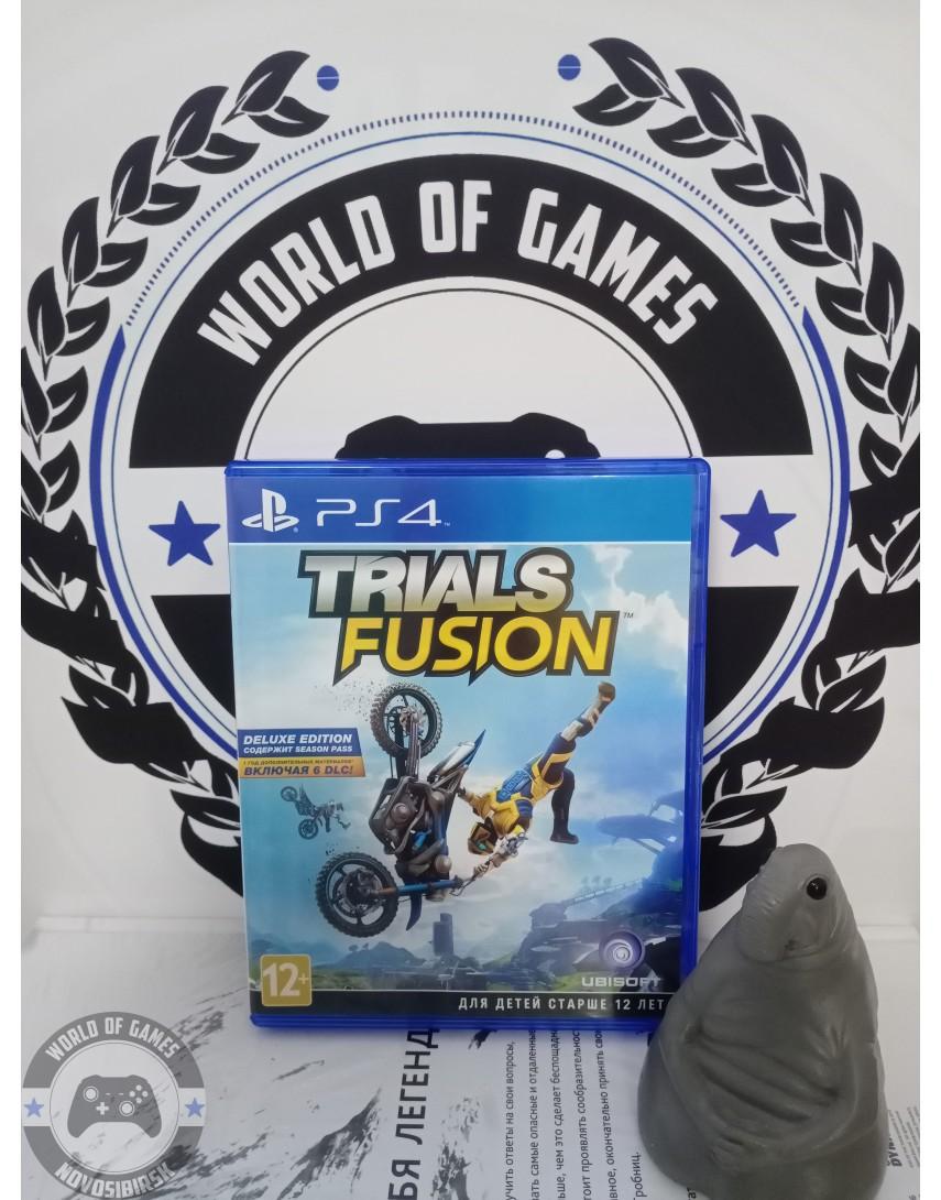 Купить Trials Fusion [PS4] в Новосибирске