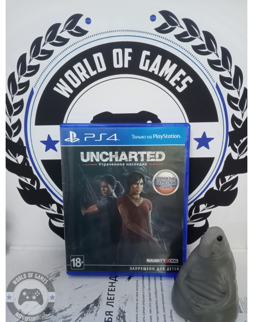 Uncharted The Lost Legacy [PS4]