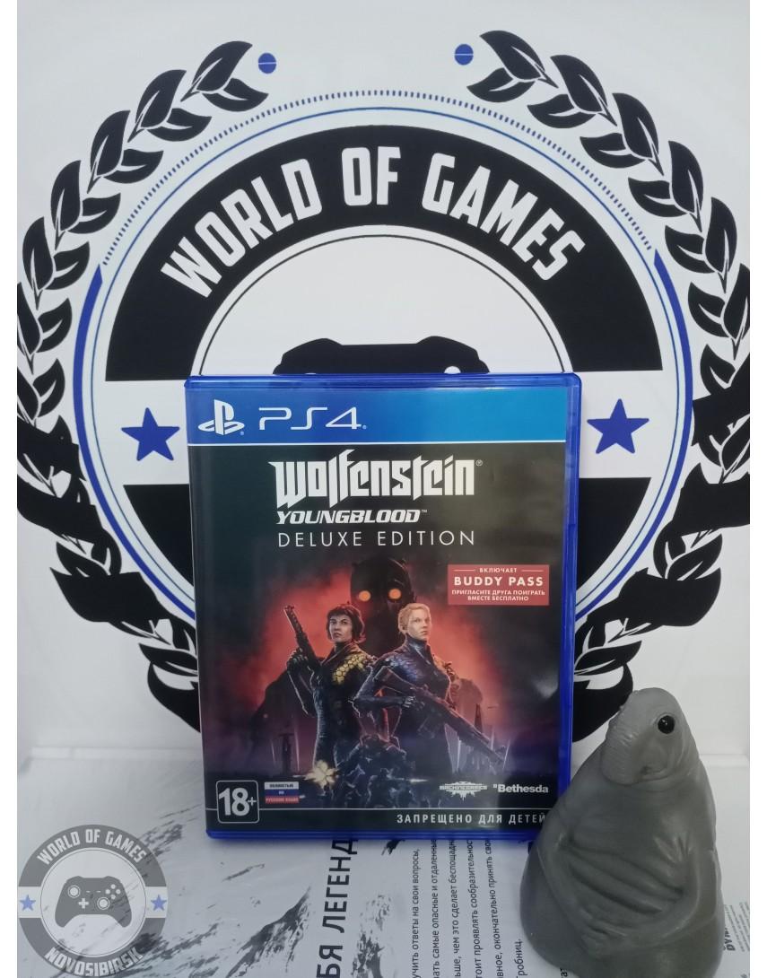 Купить Wolfenstein Youngblood [PS4] в Новосибирске