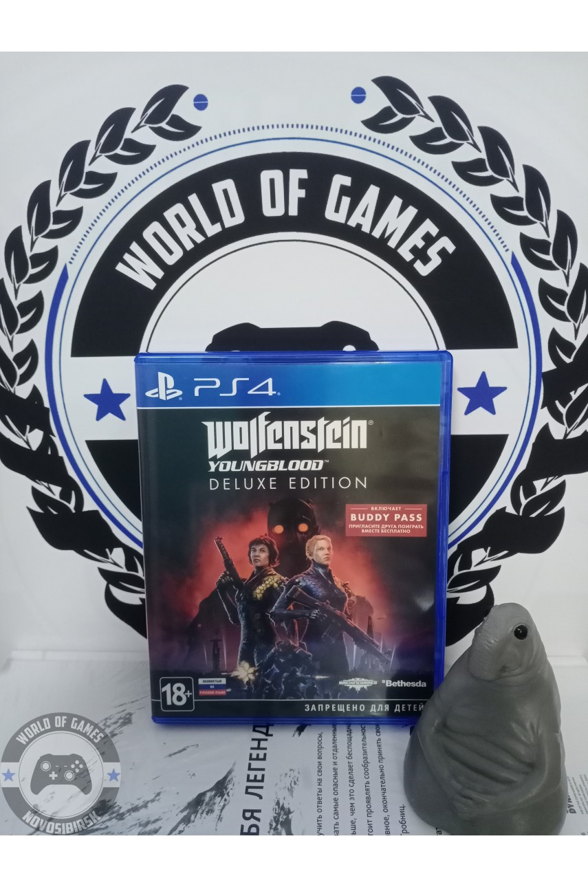 Wolfenstein Youngblood [PS4]