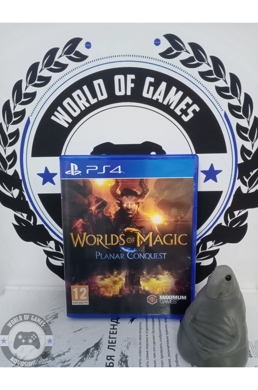 Worlds of Magic Planar Conquest [PS4]