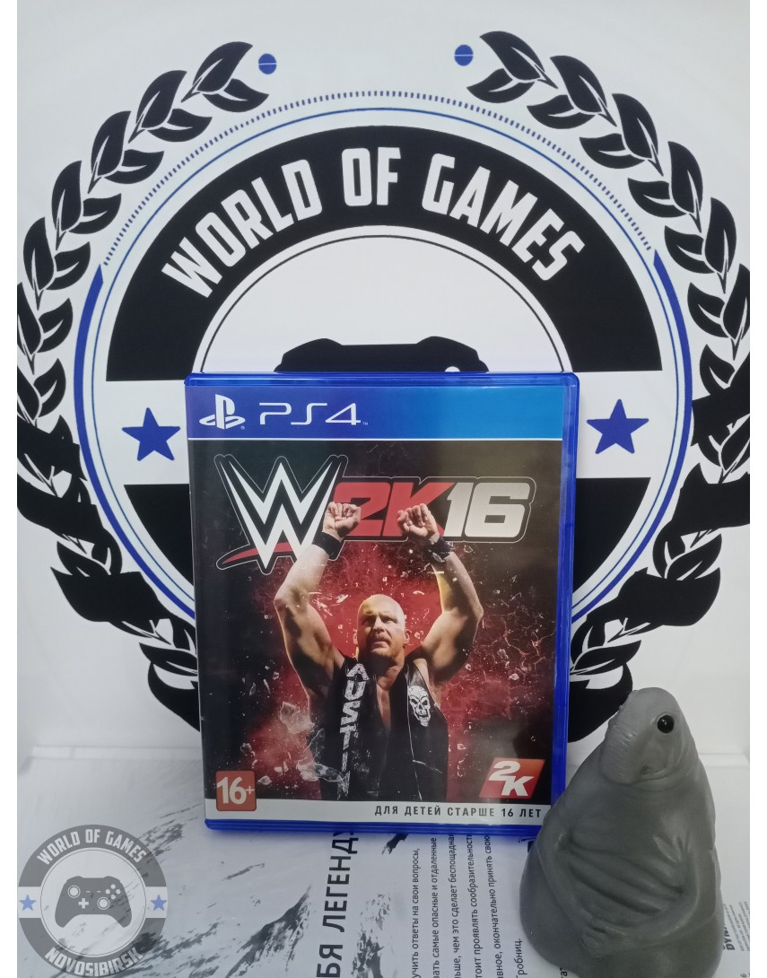 W2K16 [PS4]