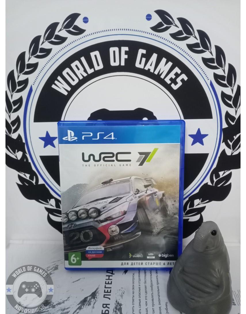 WRC 7 [PS4]