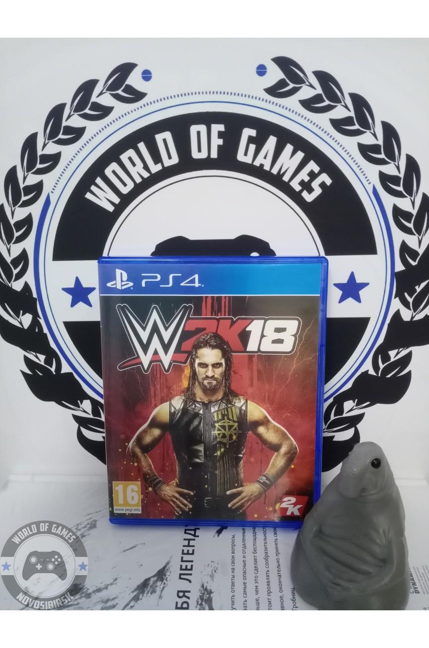 W2K18 [PS4]