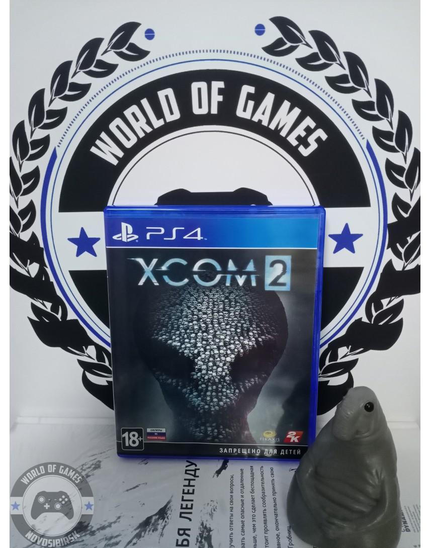 Купить Xcom 2 [PS4] в Новосибирске