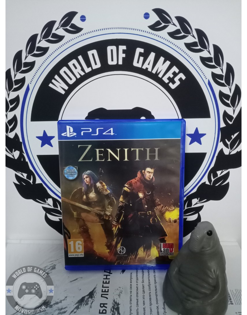 Купить Zenith [PS4] в Новосибирске