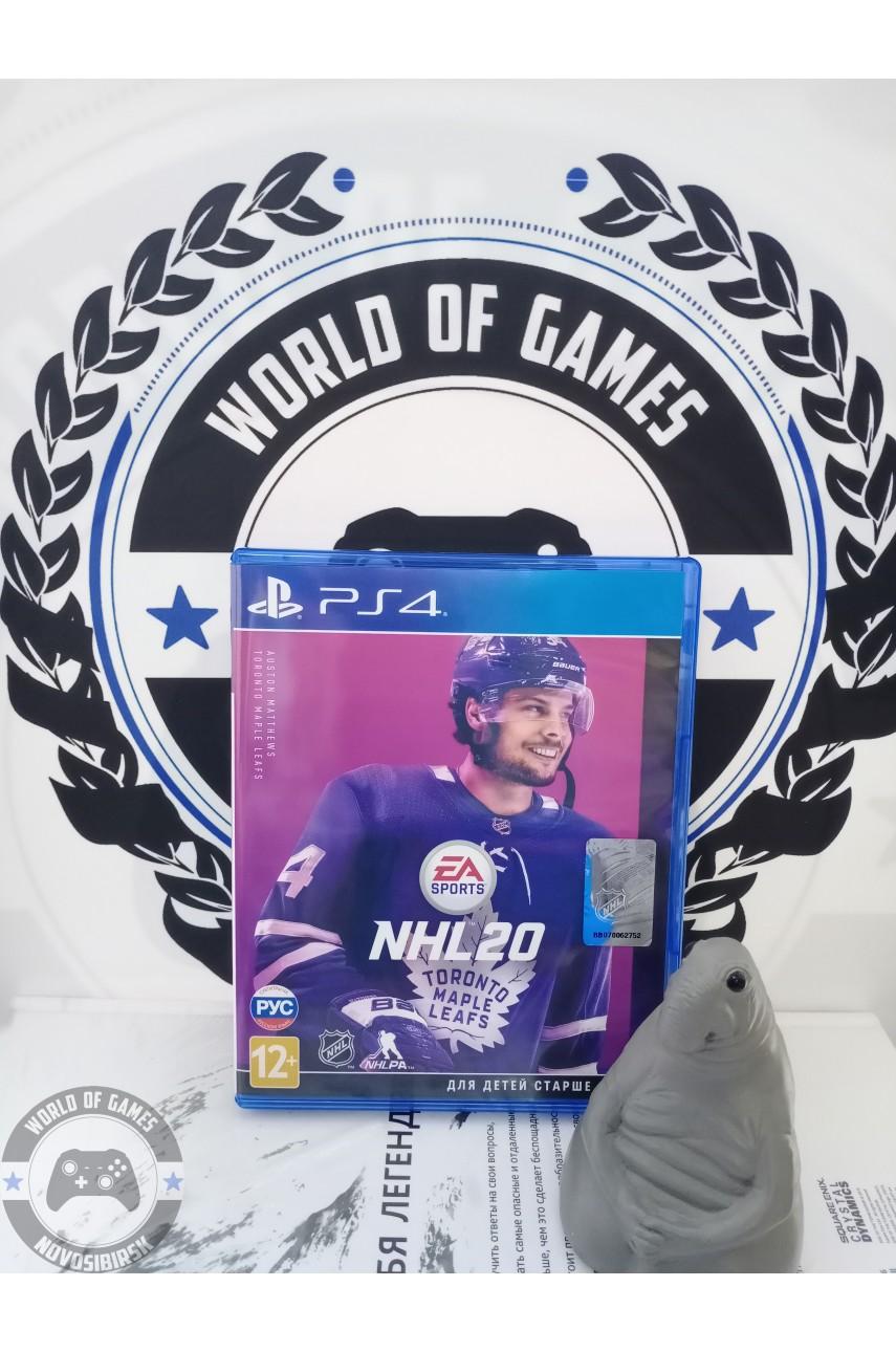 NHL 20 [PS4]