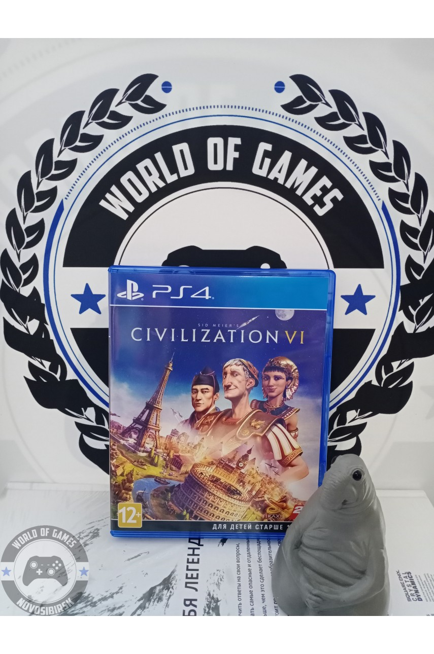 Sid Meier's Civilization 6 [PS4]