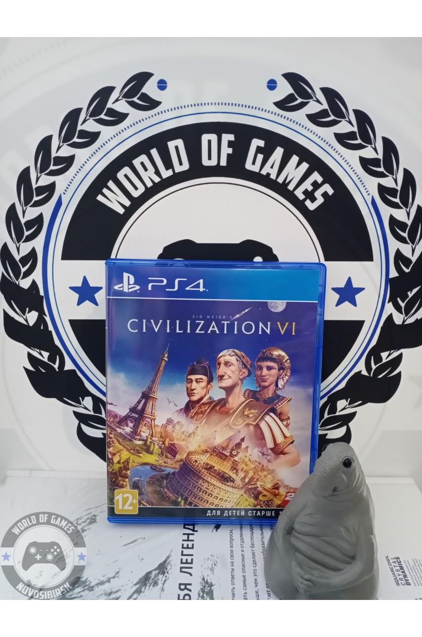 Sid Meier's Civilization 6 [PS4]