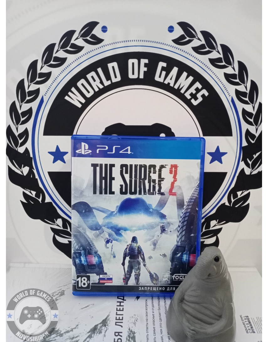 Купить The Surge 2 [PS4] в Новосибирске