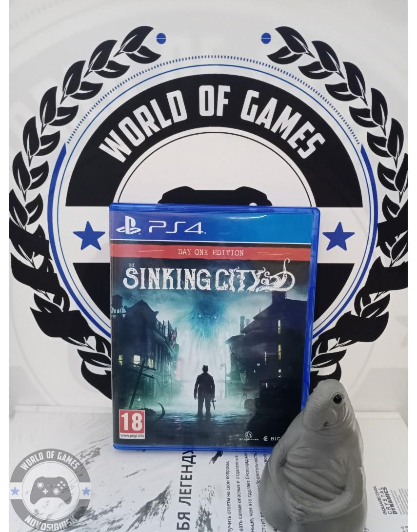 Купить The Sinking City [PS4] в Новосибирске
