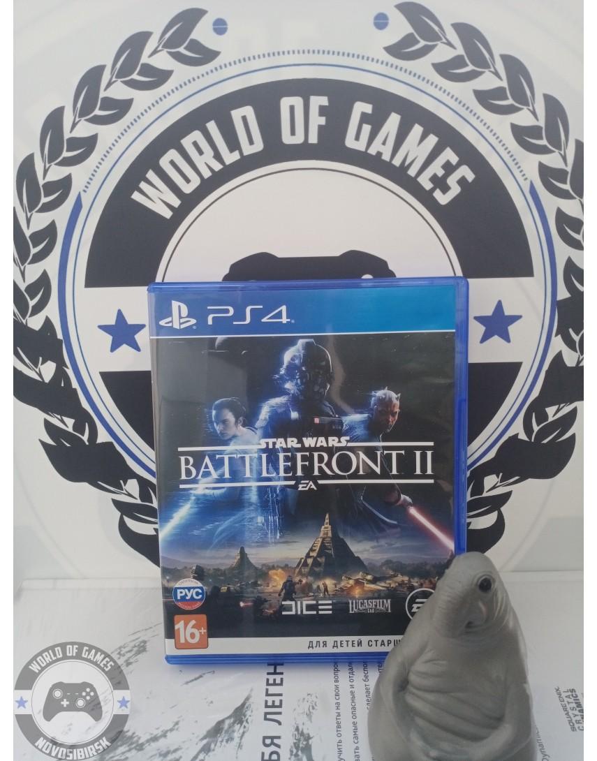 Star Wars Battlefront 2 [PS4]
