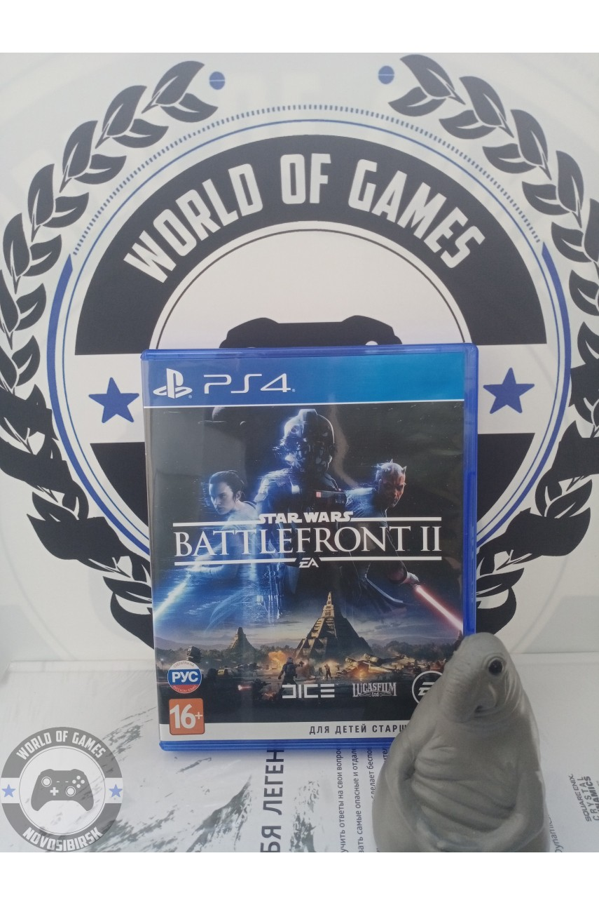 Star Wars Battlefront 2 [PS4]